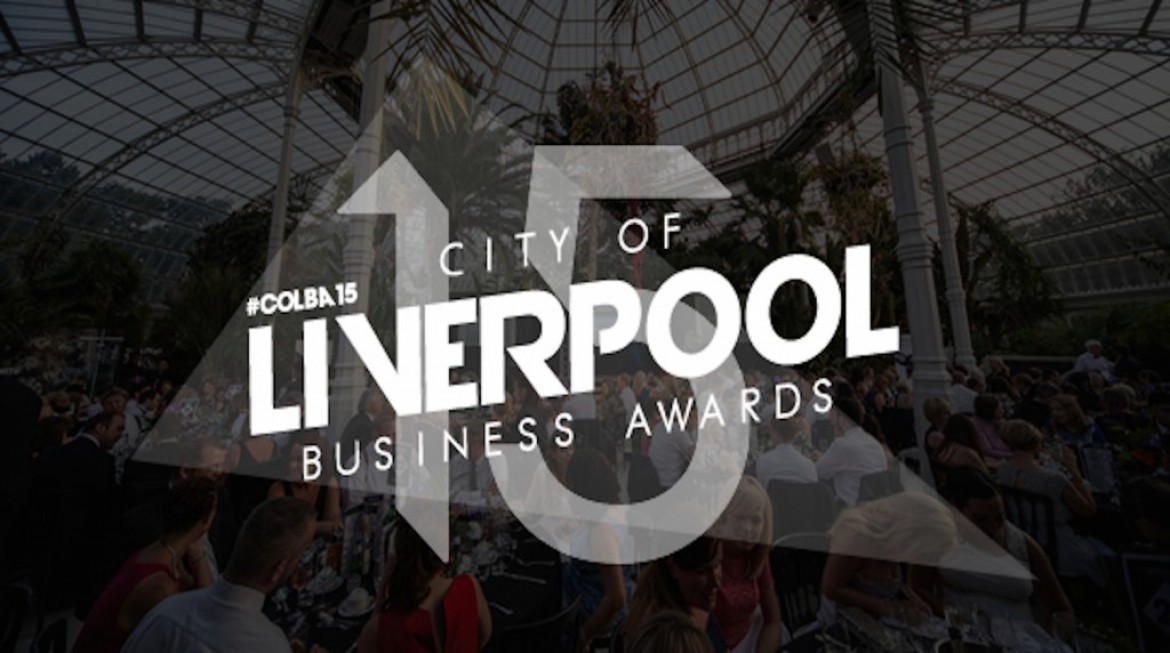 THE CITY OF LIVERPOOL BUSINESS AWARDS 2015